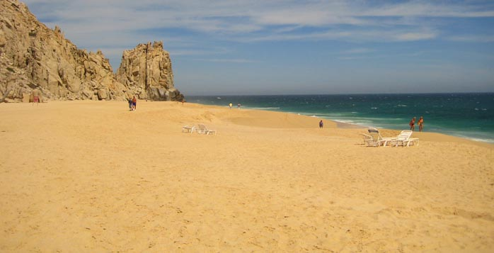 Picture from Cabo San Lucas, Mexico