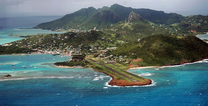 Picture from St. Vincent and the Grenadines