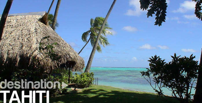 Picture from Tahiti, French Polynesia