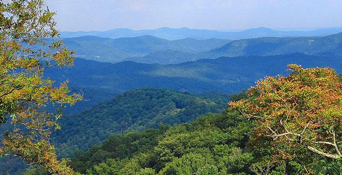 My Wedding Talk Honeymoon Destination Blue Ridge