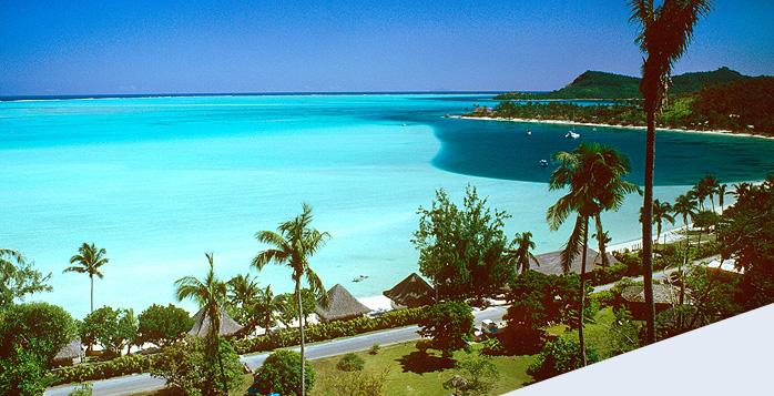 Picture from Bora Bora