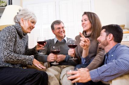 How to have a good relationship with your future in-laws!